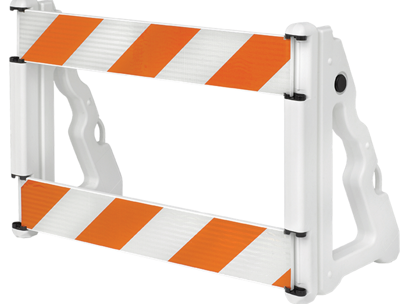 SafetyRail as Sidewalk Closure